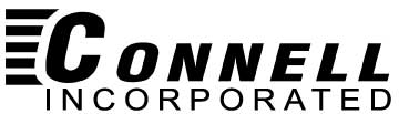 Connell Incorporated logo